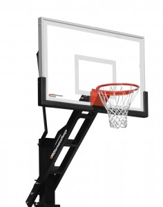 PlayN Wisconsin, Proformance Hoops ProView 660 close