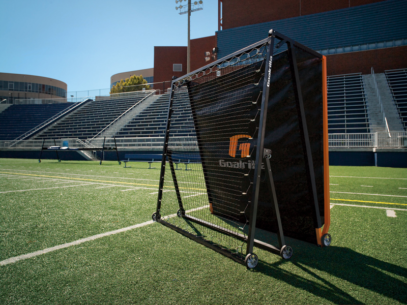 Goalrilla G Trainer Rebounding Side
